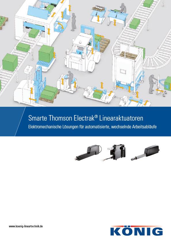 Informations Flyer Smart Thomson Electrak